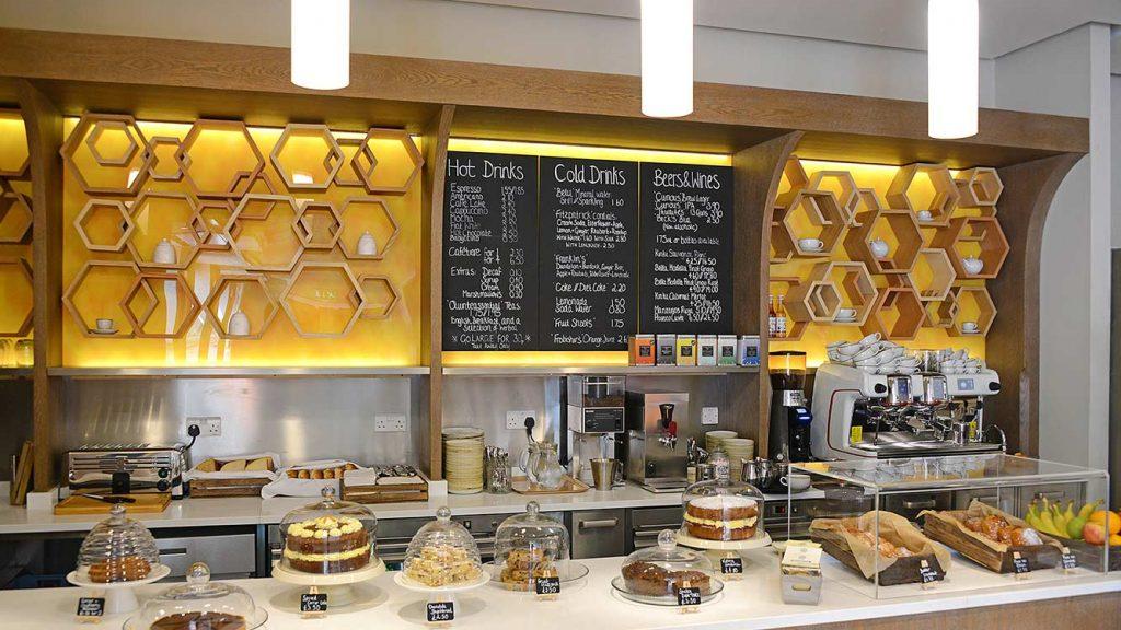 Cooper Bespoke Cafe 366