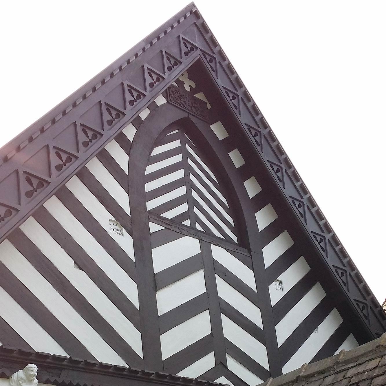 Cooper Bespoke Joinery Samlesbury Hall Preston Lancashire Stately home