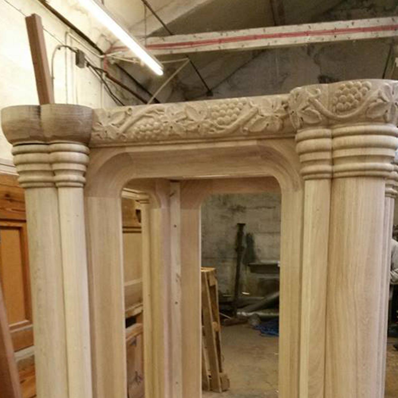 Cooper-Bespoke-Joinery-shop-war-memorial-Blackburn-Cathedral-Handcarved-designed-by-The-Bromsgrove-Guild-v2