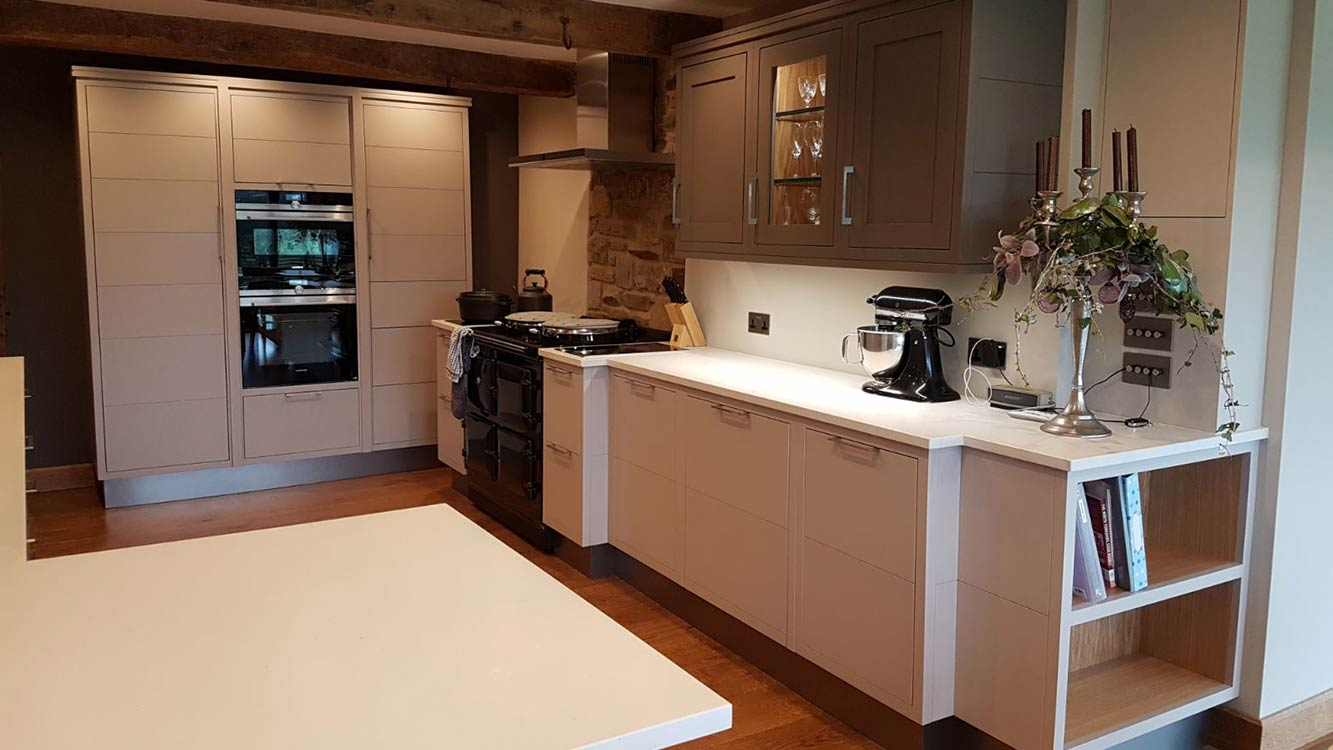 Frank Anthony Kitchens Embley Handbuilt Farrow and Ball