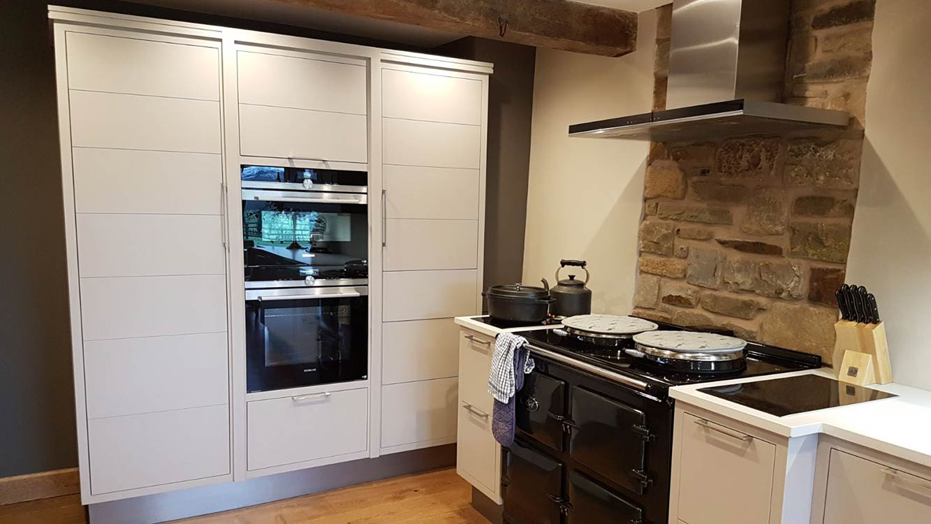 Frank Anthony Kitchens Embley Handbuilt Lancashire