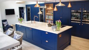 Frank Anthony Kitchens Handbuilt Handcrafted Royal Navy Little Greene Blakelidge Caple