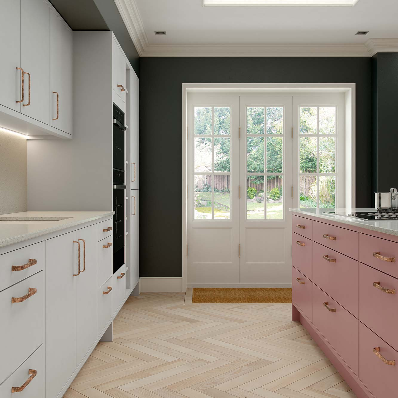Masterclass-Kitchens-Blackburn-HAMPTON_SCOTS_GREY_VINTAGE_ROSE_CAMEO_C
