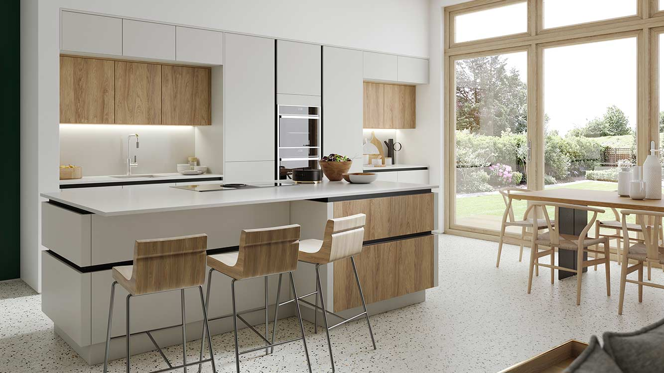 The Scandinavian style as an idea for your Kitchen