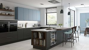 Masterclass Kitchens Blackburn Sutton Graphite CoastalMist