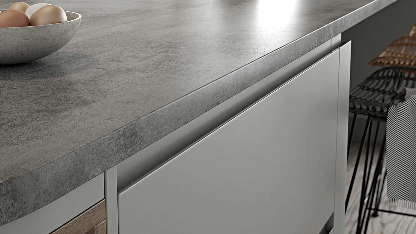 Masterclass kitchens Blackburn Roma LightGrey1 1