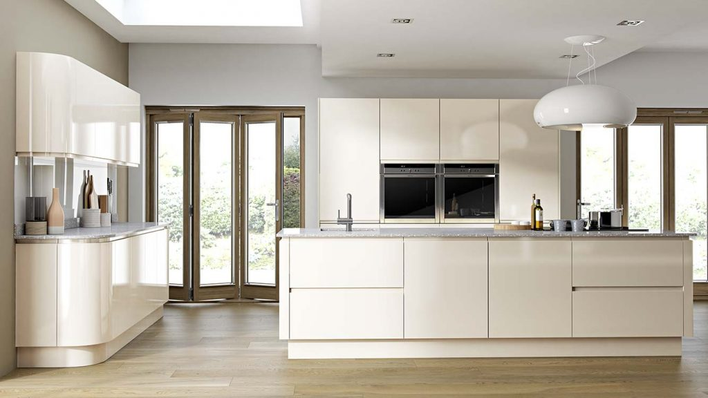 Masterclass kitchens blackburn Italia Ivory