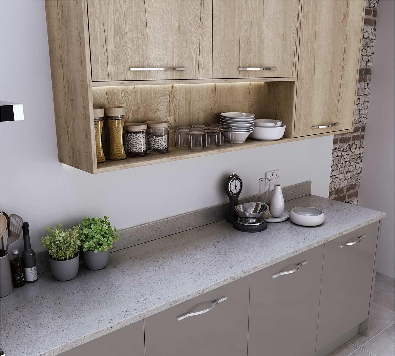 Masterclass-kitchens-blackburn-Madoc-Mayfield-Oak-with-Lumina-Stone-Grey