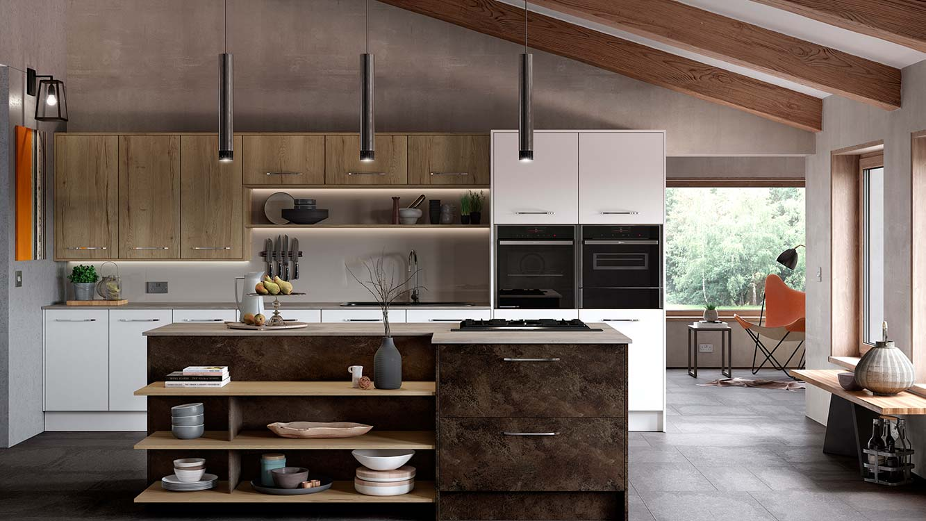 Masterclass-kitchens-blackburn-Madoc-Terra-with-Mayfield-Oak-and-Lumina-White