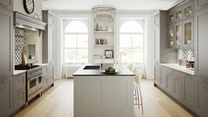 Masterclass kitchens blackburn Marlborough LightGrey DustGrey