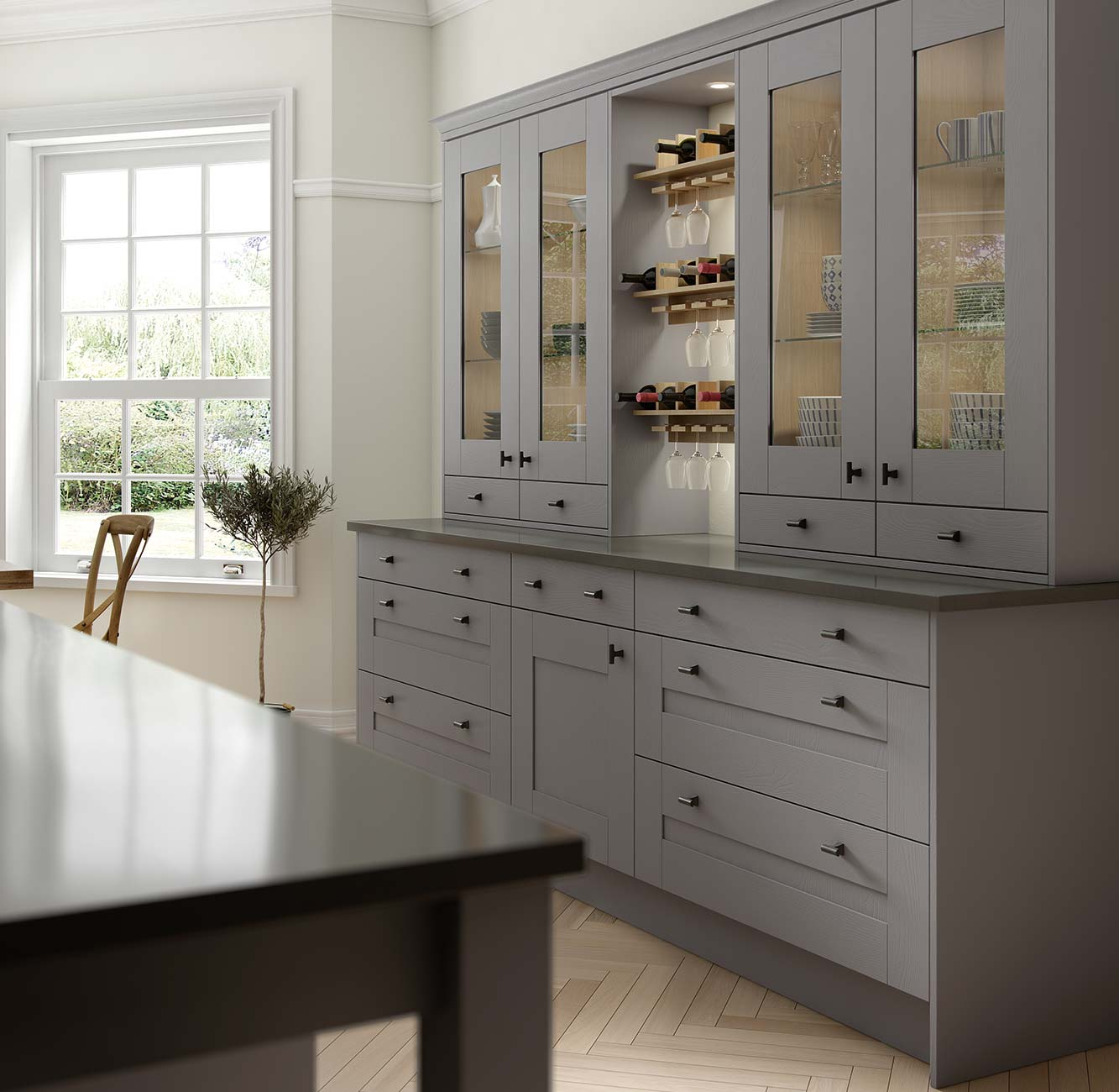 Masterclass-kitchens-blackburn-WIMBOURNE_DUST-GREY_IVORY_CAMEO_A
