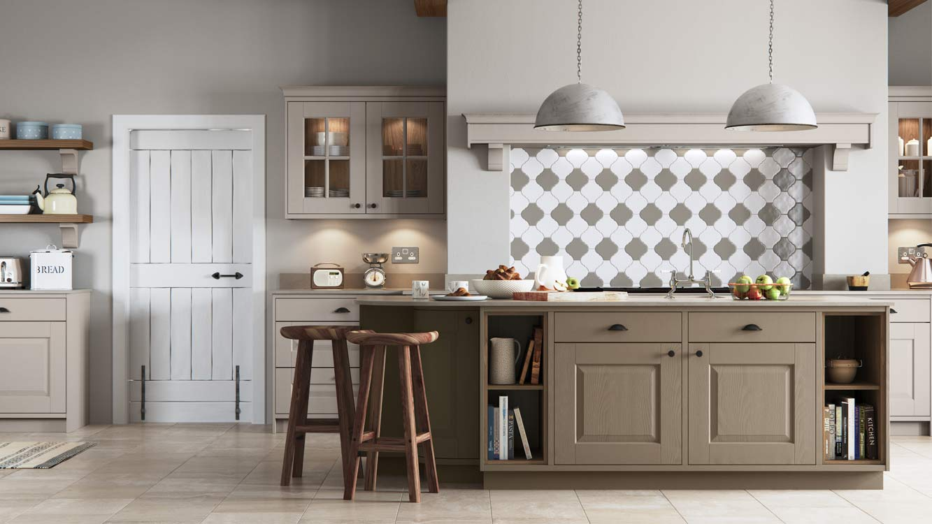 Masterclass Kitchens Blackburn Lancashire carnegie stone grey heritage grey
