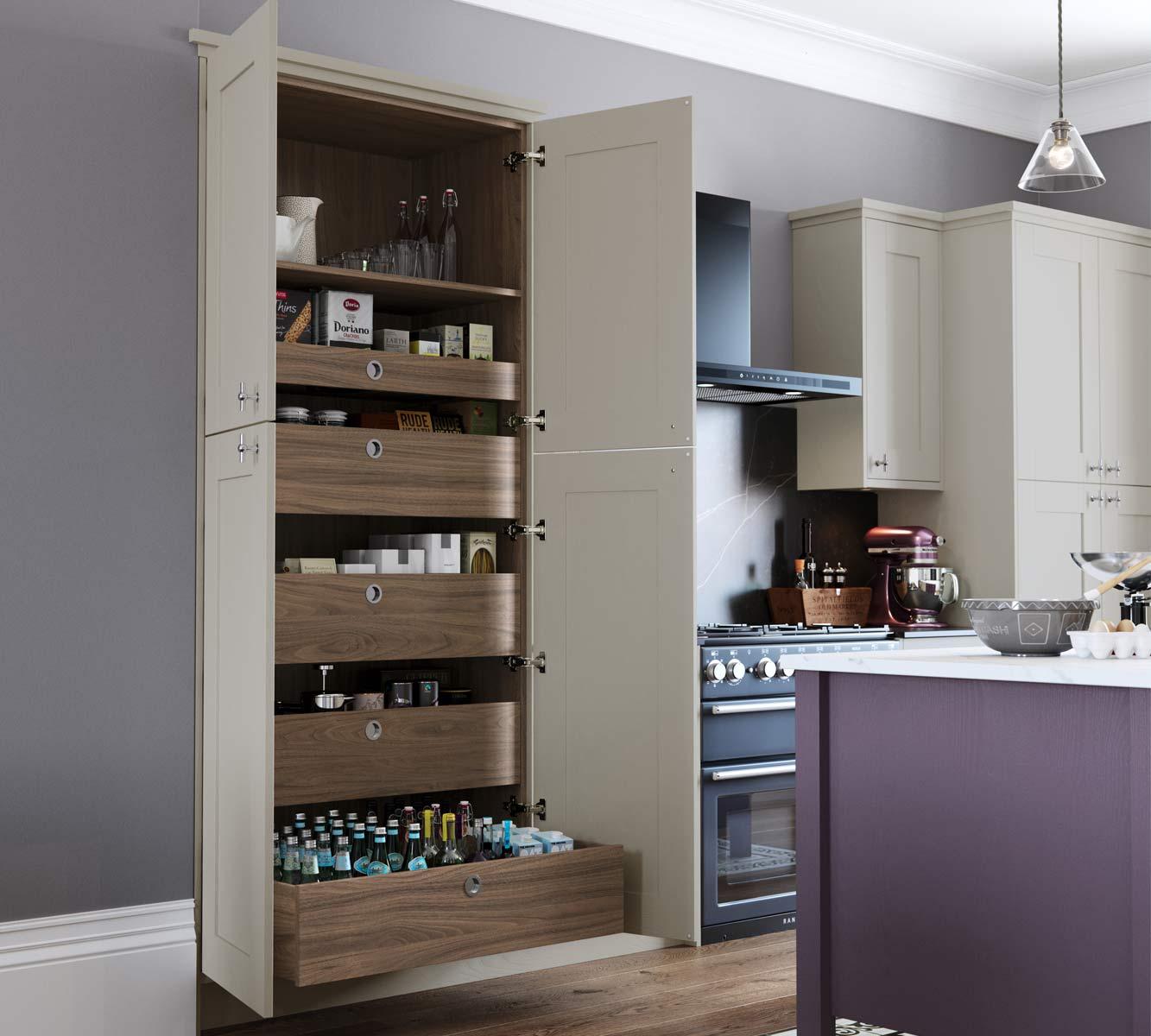 Masterclass Kitchens Blackburn Lancashire sherborne mulberry highland stone space tower