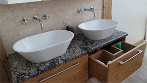 Bespoke Sink Unit